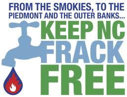 Fracking NC