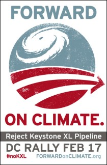 Forward on Climate Poster