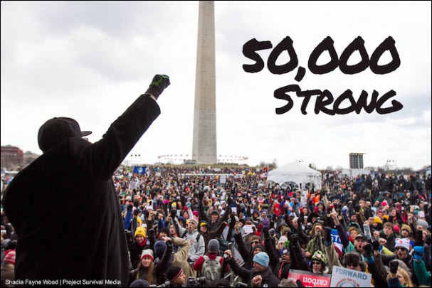 50000 Strong