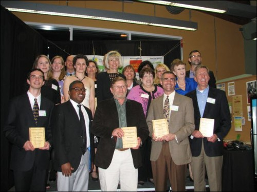 2013 Sustainabity Award Winners
