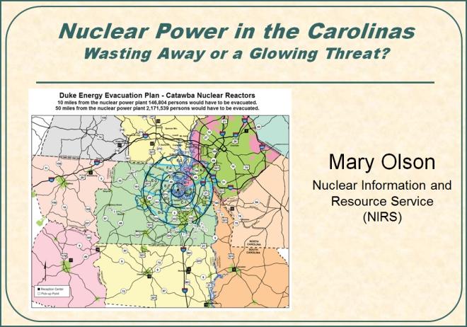 Mary Olson Presentation