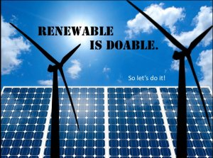 Renewable is Doable