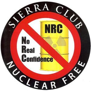 Sierra Club NRC Logo