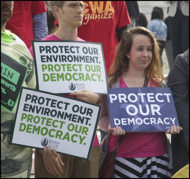 Protect Enviro Democracy