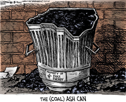 Coal Ash Can