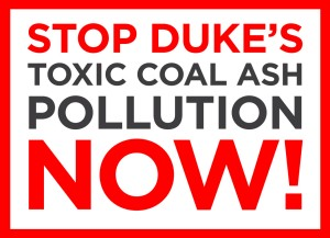 Stop Duke Coal Ash Pollution