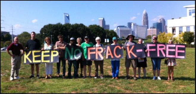Keep NC Frack Free 1
