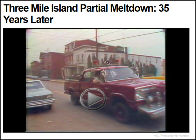 Three Mile Island Mar 28 1979