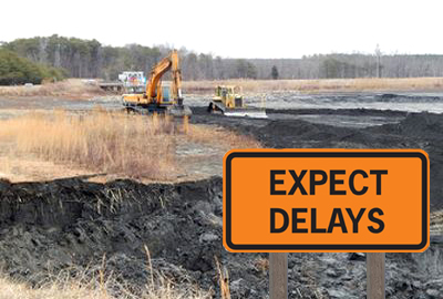 Coal Ash Expect Delays