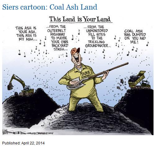 Coal Ash Land