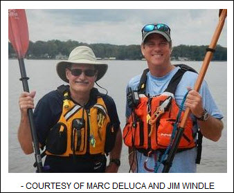 DeLuca and Windle FL Paddle