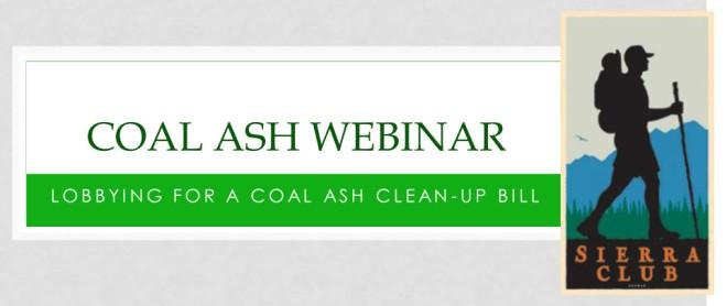 Lobbying Coal Ash Bill
