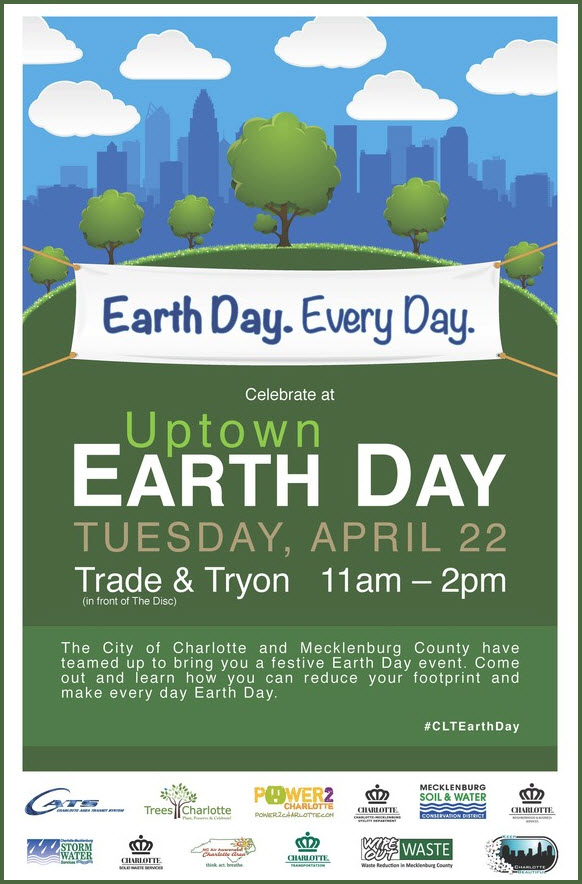 Uptown Earth Day