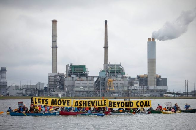 Asheville Beyond Coal