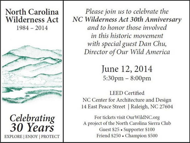 NC Wilderness June 12
