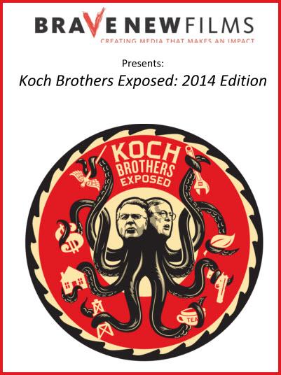 Koch Brothers 2014