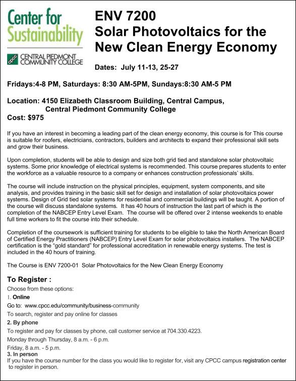 CPCC CforS ENV7200