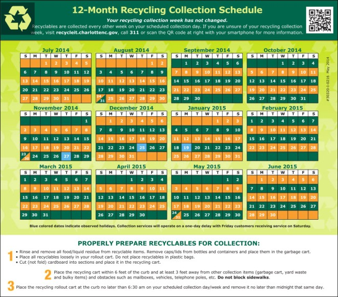 Recycle Calendar 7_14 to 6_15