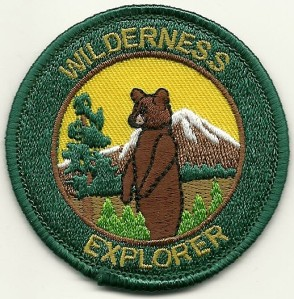 Wilderness Explorer Patch