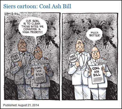 Coal Ash Bill
