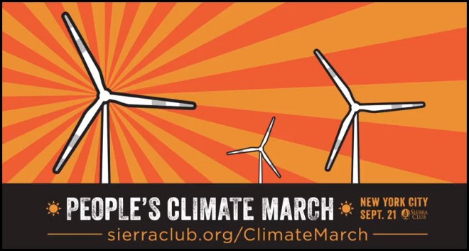 Peoples Climate March Sierra Club