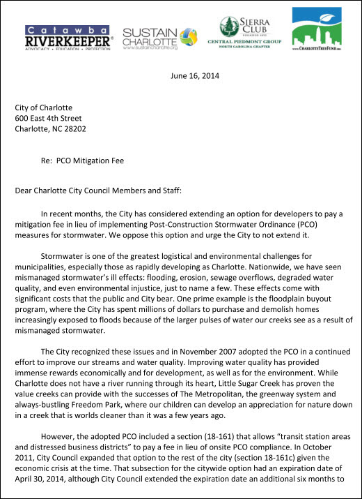 PCCO Joint Letter June 16 2014