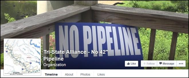 Tri State Pipeline Facebook