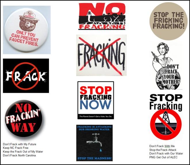 Facking Slogans