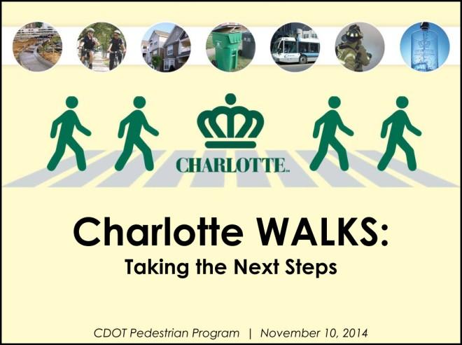 Charlotte Walks 11_10_14