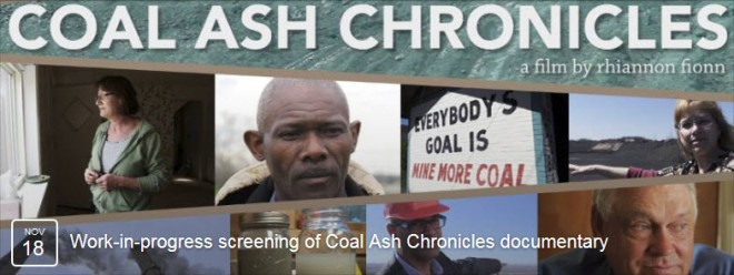 Coal Ash Chronicles Screening