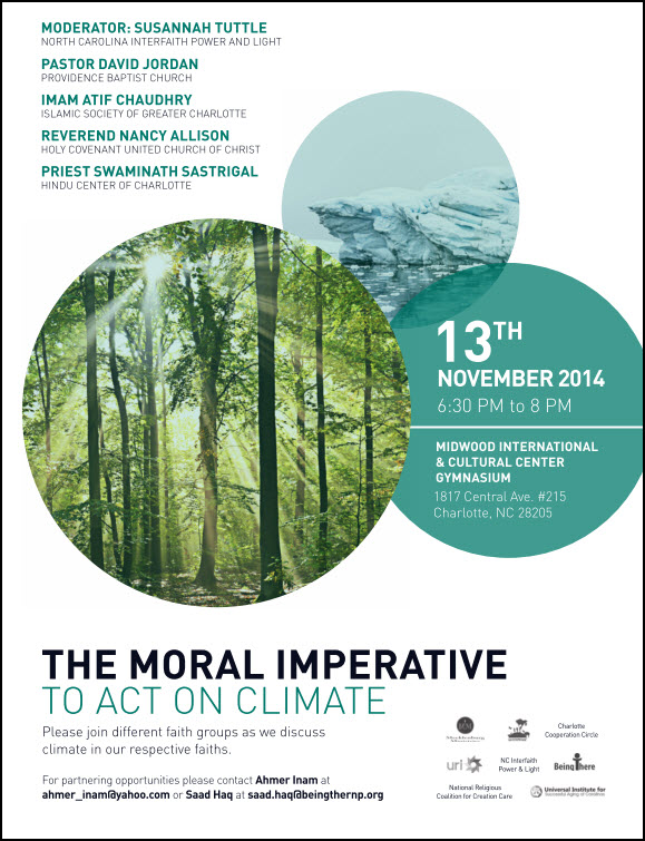Moral Imperative Climate